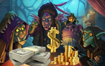 Hearthstone Is Now The Most Expensive It's Ever Been
