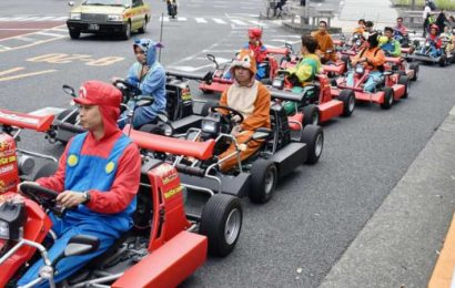 Go-Kart Touring Company Forced To Pay Nintendo Over $460,00 For Infringing On Mario Kart Trademark