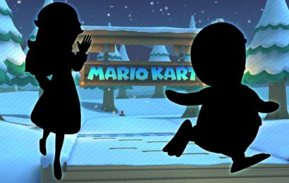 Mario Kart Tour's Ice Tour Starts Today