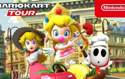 What We Learned From Mario Kart Tour's Very Short Multiplayer Open Beta