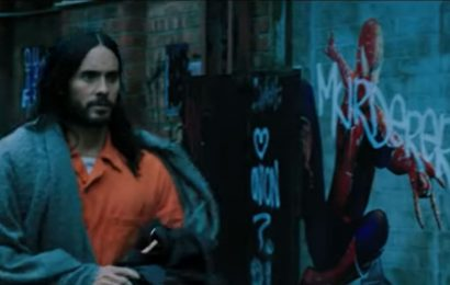 New Morbius Trailer Features A Spider-Man PS4 Easter Egg