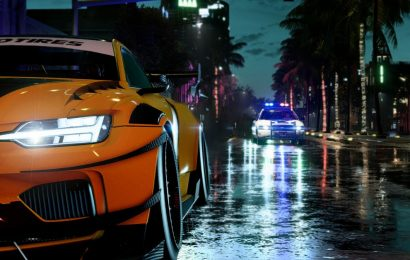 Need for Speed Heat's latest update lets you clean up your car