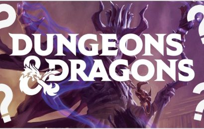 Dungeons & Dragons: What Could The March 17 Book Be?