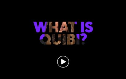 Quibi shows off new snack-size, mobile-first streaming service