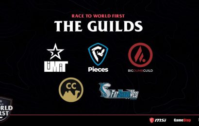 Complexity-Limit Announce Race to World First Event