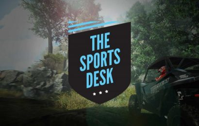 The Sports Desk – Overpass Rides A Rough & Tough Road
