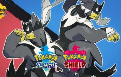 Pokémon Sword & Shield Are Doing DLC Right
