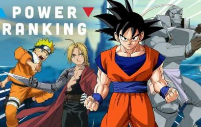 The 5 Best Anime Series, as Voted by IGN Fans – Power Ranking Episode 8