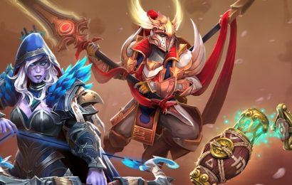 Dota 2: Treasure of Unbound Majesty is here