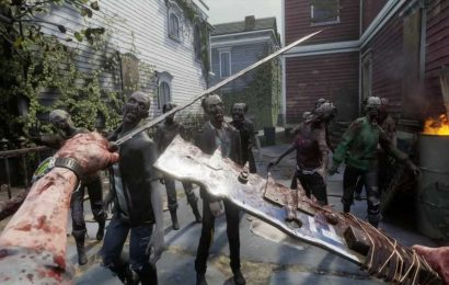 The Walking Dead: Saints & Sinners Review – Born On The Bloody Bayou
