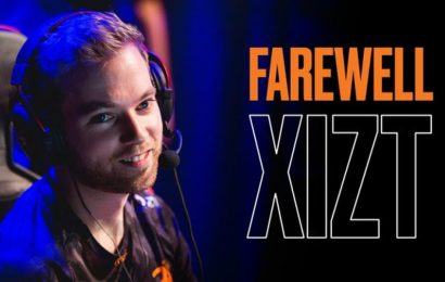 Xizt out of fnatic