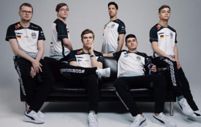 Red Bull Extends BIG Partnership to League of Legends Team