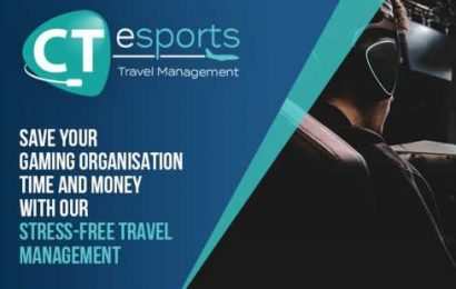 CT Travel Group launches esports-dedicated travel management division