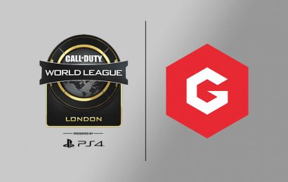 Gfinity to host CWL London in May
