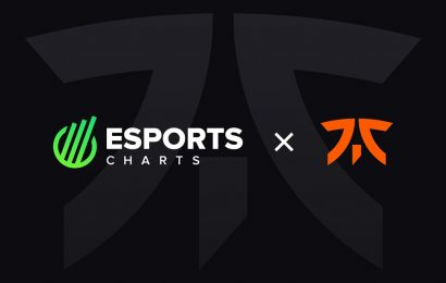 Fnatic and Esports Charts join forces for 2020