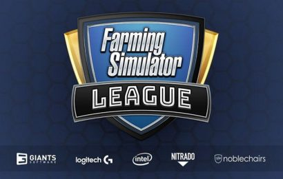 Farming Simulator launching €250,000 esports league