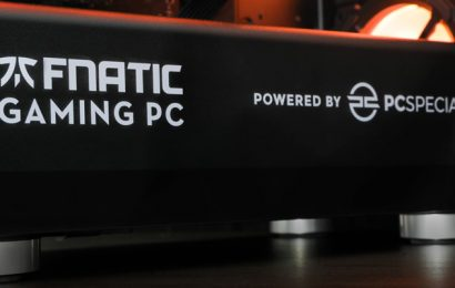 PCSpecialist Now Official Gaming PC Partner of Fnatic