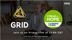 GRID and GODSENT to face off in CS:GO charity showmatch