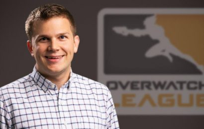 Jon Spector Promoted to VP of Business Operations and Product Strategy for Overwatch Esports