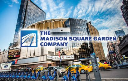 Madison Square Garden Company prepares to split into two businesses