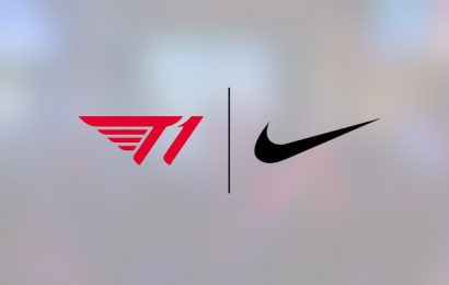 Nike Expands Global Esports Presence With T1 Partnership