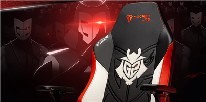 G2 Esports and Secretlab Partner, Collaborate on Special Edition Gaming Chair