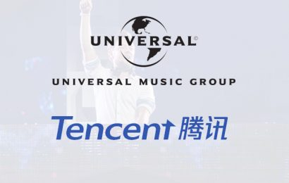 Tencent-Led Investment Consortium to Acquire 10% of Universal Music Group