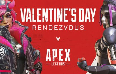 Apex Legends update today: PS4, Xbox patch notes ahead of Valentines Duo event