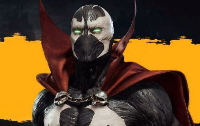 Mortal Kombat 11's first look at Spawn revealed, gameplay footage coming soon