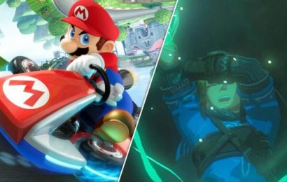 Mario Kart 9 'replacing' Zelda Breath of the Wild 2 as big Nintendo Switch 2020 game