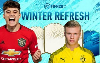 FIFA 20 Winter Upgrades COUNTDOWN: Ratings Refresh date and time, confirmed FUT upgrades