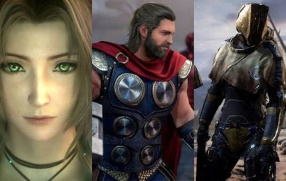 Square Enix news: Final Fantasy 7 Remake, Marvel's Avengers, Outriders