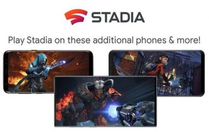 Google Stadia is coming to Samsung Galaxy phones in a big Android gaming update