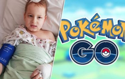 Pokemon Go master Dylan Mitchell, aged just 8, needs £150k for cancer treatment