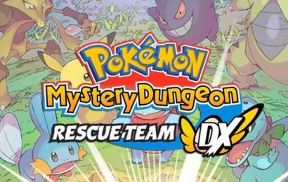 Play Pokemon Mystery Dungeon: Rescue Team DX for free ahead of the release date