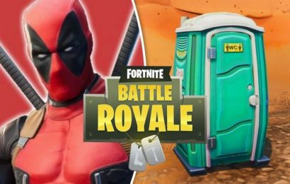 Fortnite Deadpool Chimichangas, Milk Carton, Secret Passages, Safe House locations