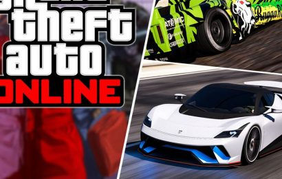 GTA 5 Online weekly update patch notes: GTA$ money and Furia podium car