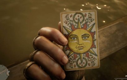 Red Dead Online Tarot Card Locations: All Collector Suit of Cups item locations
