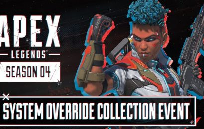 Apex Legends System Override event announced with some cool new skins