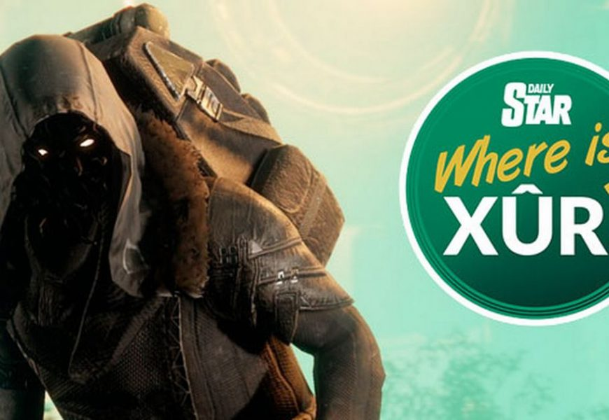 Xur Destiny 2 Location Today: Where is Xur and what is he selling today – Feb 21