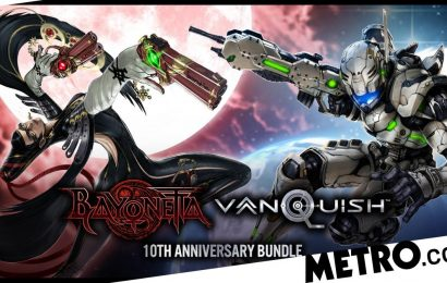 Bayonetta and Vanquish 10th Anniversary PS4 review – 2 for 1