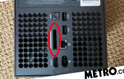 Xbox Series X mystery port is for CFexpress cards claims latest rumour