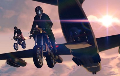GTA 5 Tops PS4's January Charts on the PlayStation Store