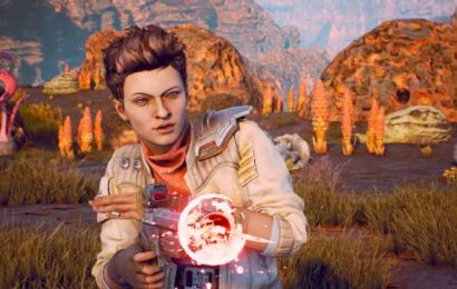 The Outer Worlds's Switch Release Delayed Due To Coronavirus Outbreak