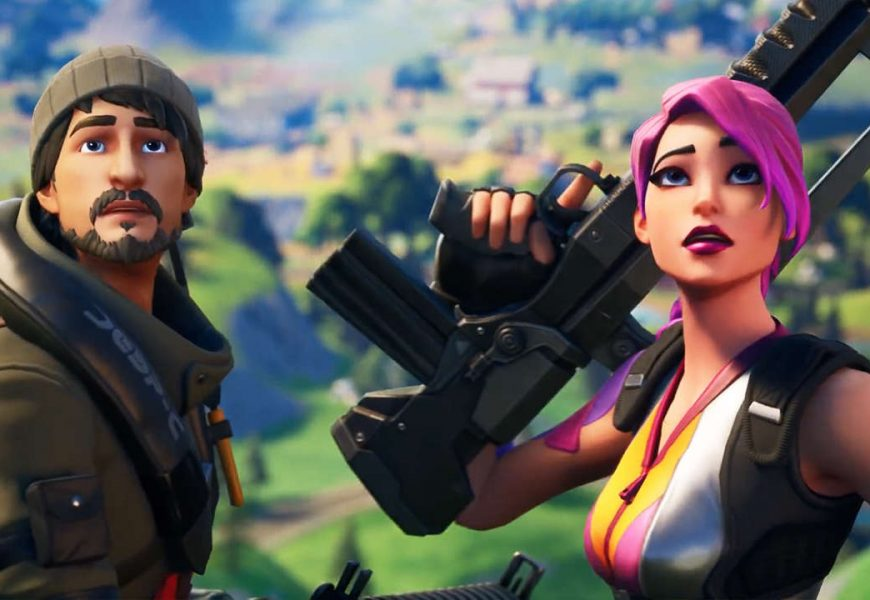 Fortnite Gnome Location: Where To Search Between A Race Track, Cabbage Patch, And Farm Sign