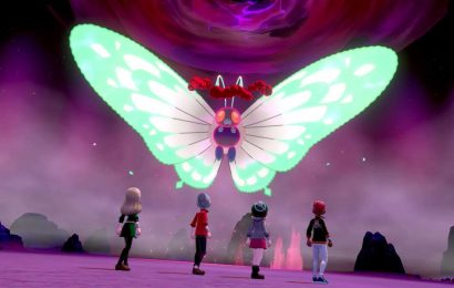 Pokemon Sword And Shield: All Max Raids Happening Right Now