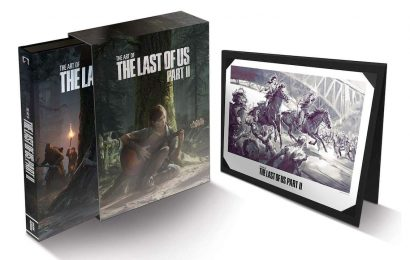 The Last Of Us 2 Is Getting A Lavish Deluxe Edition Art Book