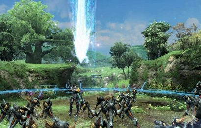 Phantasy Star Online 2 Closed Beta Starts On Xbox One This Weekend