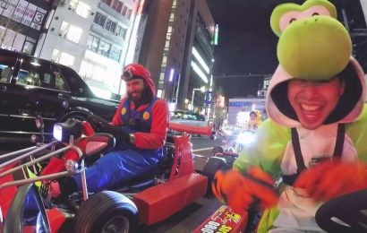 """Real-Life"" Mario Kart Company Fails Appeal, Now Owes Huge Damages"