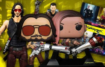 Cyberpunk 2077: Best Funko Pops, Collector's Edition, Action Figures, And More